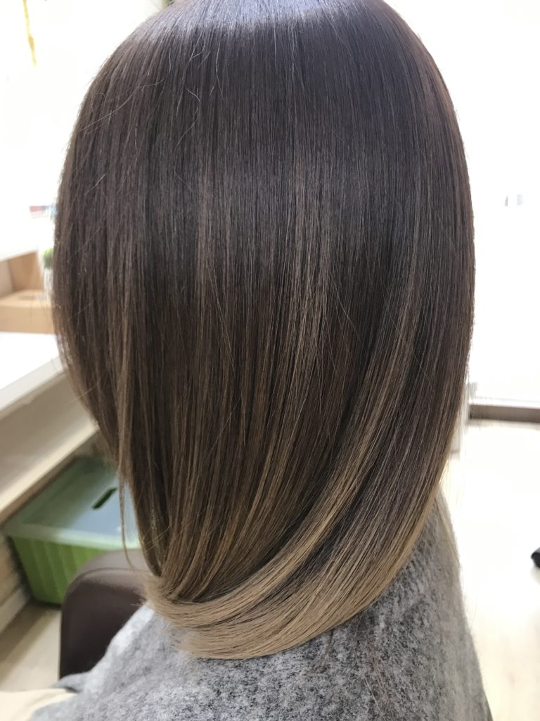 『髪質改善トリートメント』